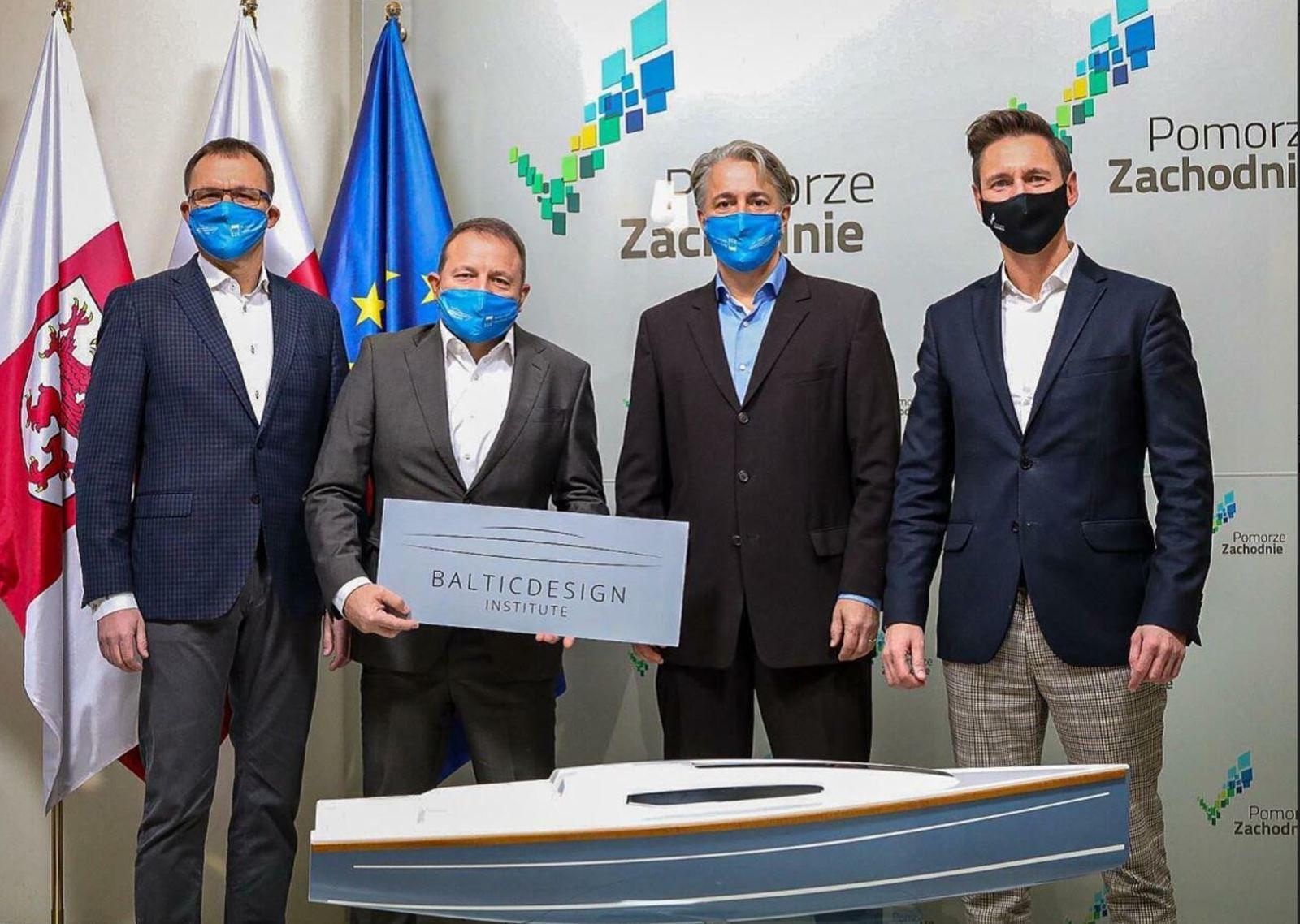 HanseYachts AG establishes the Balticdesign Institute in Poland
