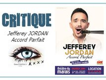 👁️ Critique Humour Musical - Jefferey Jordan dans Accord Parfait