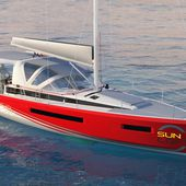 Jeanneau launches the Sun Loft 47, a Monocat designed to charter by berth ! - Yachting Art Magazine