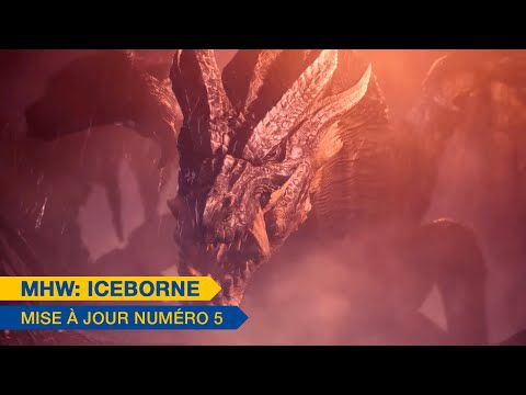 [ACTUALITE] Monster Hunter World : Iceborne - La 5ème mise à jour gratuite majeure est disponible