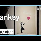 Une vie : Banksy