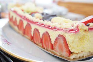 La recette du mois: Le fraisier