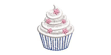BRODERIE CUP CAKE VANILLE