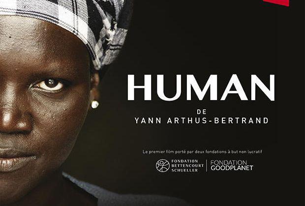 Audience et vidéo du documentaire Human de Yann Arthus-Bertrand.