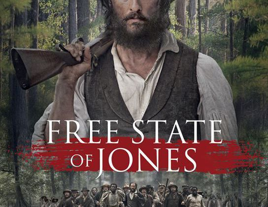 FREE STATES OF JONES – Matthew McConaughey