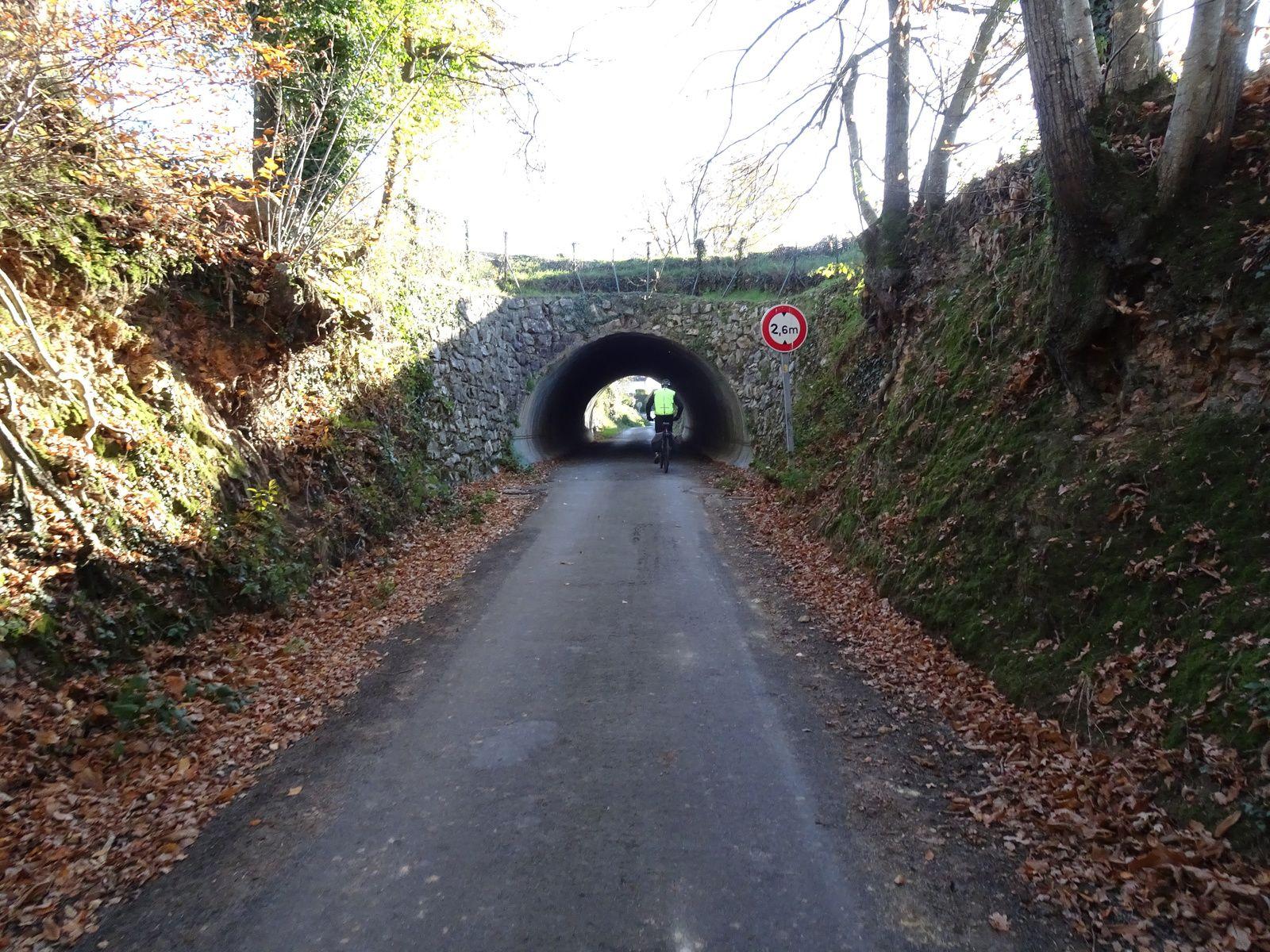 Entre rail d'antan et d'aujourd'hui - 34,8 km