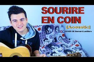 Sourire En Coin - Bernard Lavilliers [Acoustic] par Paul