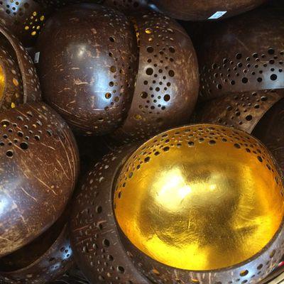 Les cocos dorées