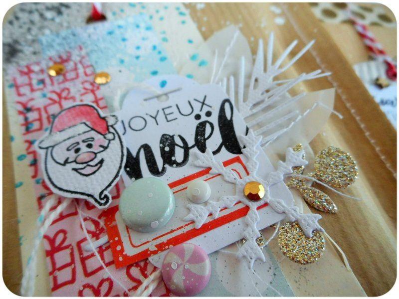 Des tags pour des cadeaux de Noël