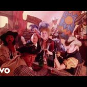 Erasure - Who Needs Love (Like That) (Official Video)