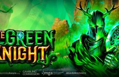 The Green Knight : deuxième nouvelle machine à sous en mars pour Play'n Go