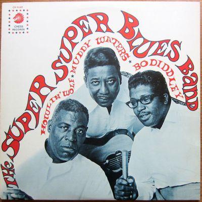Super Super Blues Band (1968)