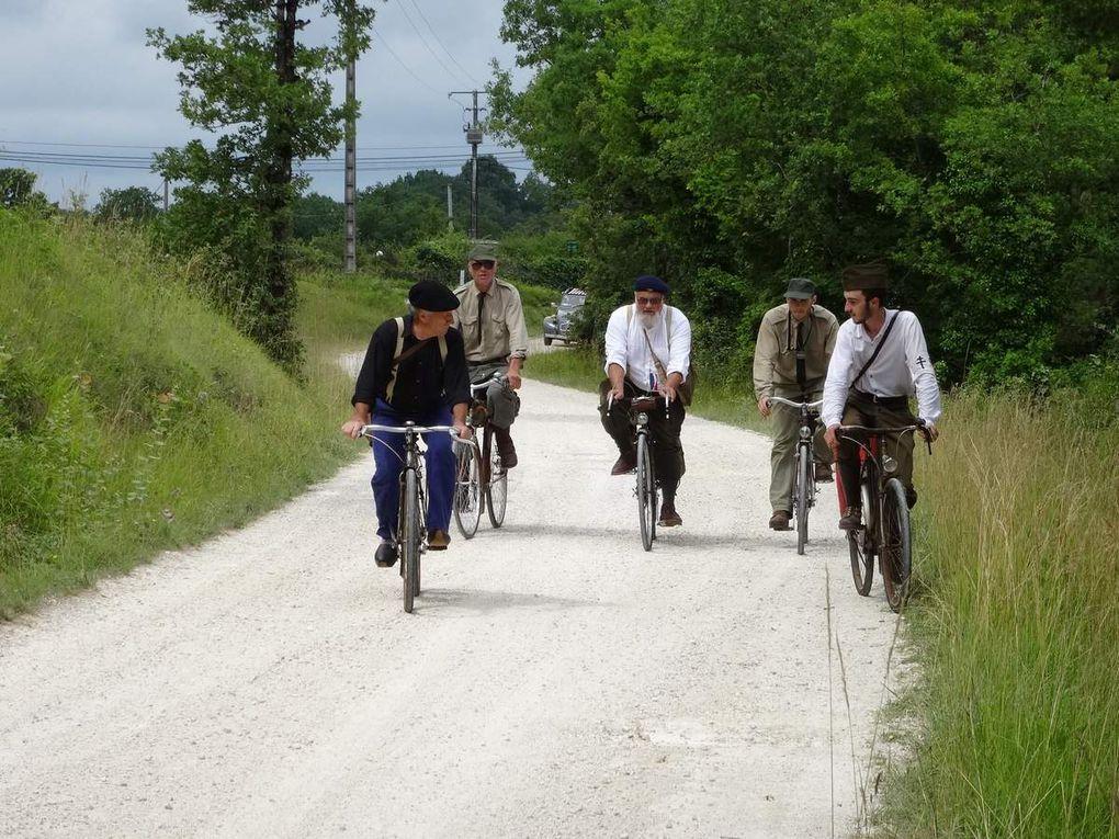 Cyclotourisme, en avant vers le passé,