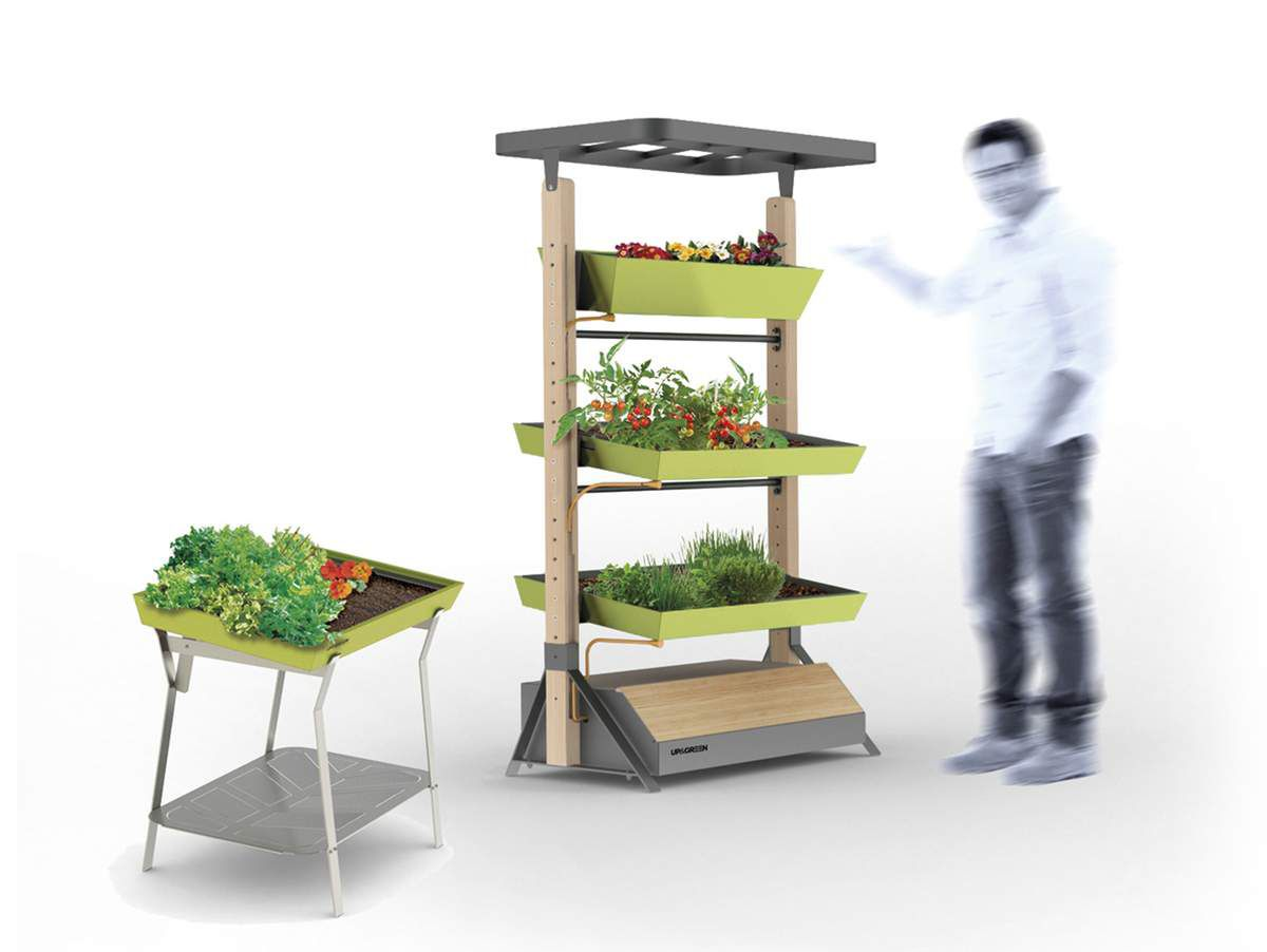 Mobilier UP&GREEN