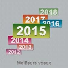Vœux 2015 : on recommence ?