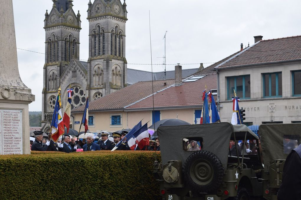 COMMEMORATION DU 8 MAI 2019 a EUVILLE