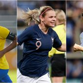 Voici les dix stars à suivre avant la Coupe du monde féminine