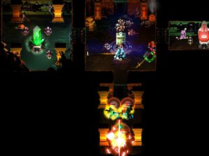 Dungeon of the Endless débarque sur Xbox One