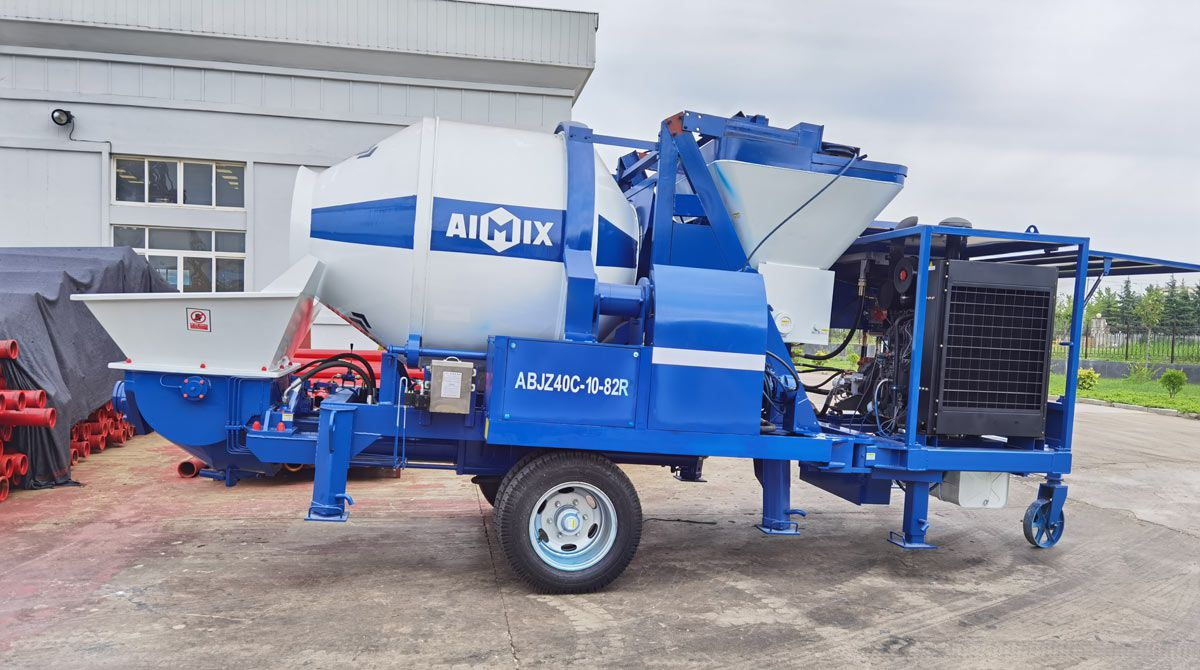 Tips On Locating Affordable Concrete Mixer With Pump Prices