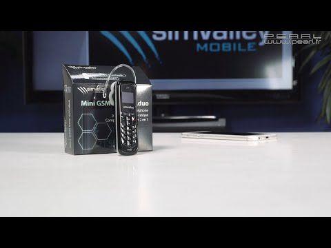 Certainement l'un des plus petit téléphone au monde !