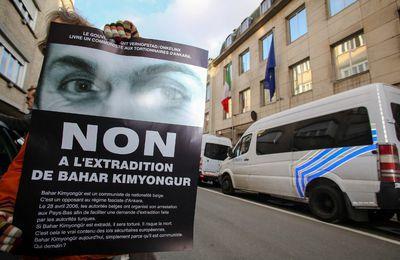 Bruxelles : Bahar Kimyongür, journaliste belge d'origine turque et opposant à Erdogan menacé de mort