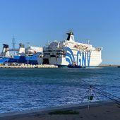 Sète : le ferry est autorisé à entrer dans le port et la liaison à reprendre avec le Maroc