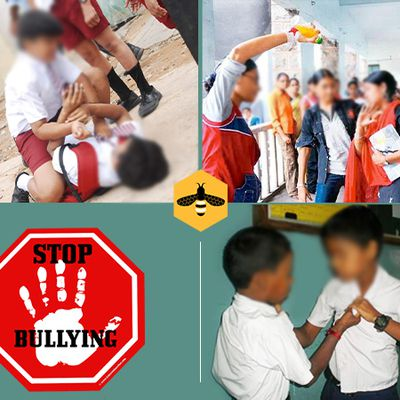 Bullying – a menace that's everywhere