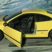 PEUGEOT 406 COUPE 1998 1/18 SOLIDO - car-collector.net
