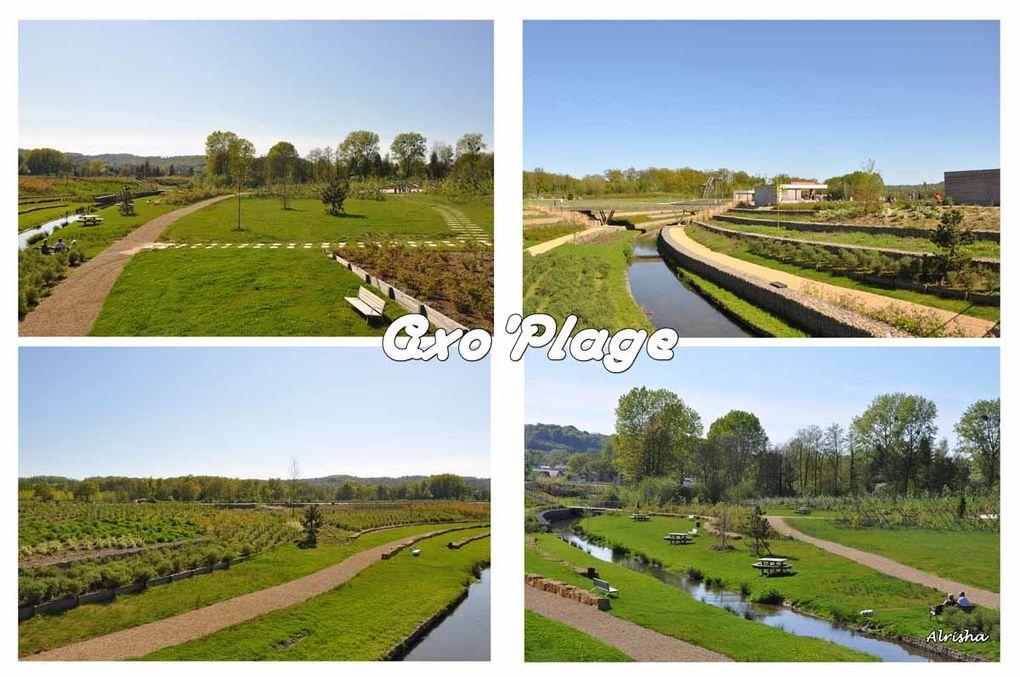A proximité de Laon (02), près de Monampteuil et du parc de l'Ailette et du Center Parc: jeux divers et plage