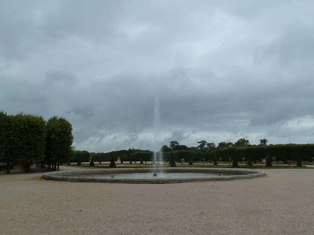 Randonnée en forêt de Saint-Germain - 17,2 km.