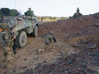 Serval : point de situation du jeudi 17 avril