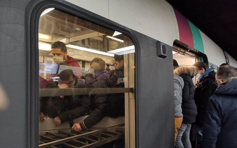 Trafic du RER B perturbé suite à la violente agression d'une conductrice en gare de Sevran-Livry