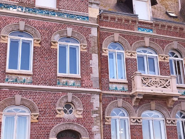 Maisons du Tréport