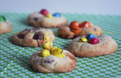 Cookies chocolat de paques