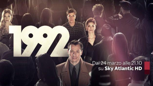 Critiques Séries : 1992. Saison 1. BILAN (Italie).