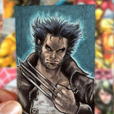 Wolverine (Marvel) Marvel Masterpieces 2020