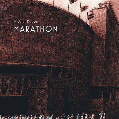 Marathon de Nicolas Debon chez Dargaud.