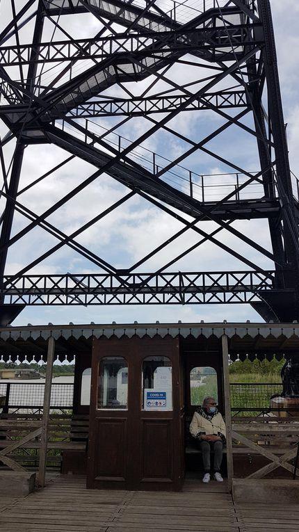 Le pont transbordeur de Martrou - Charente-Maritime