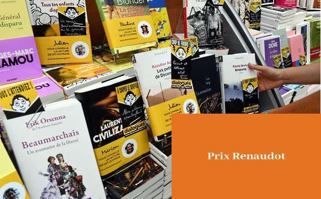 Prix Renaudot : 16 romans et 9 essais dans la première sélection