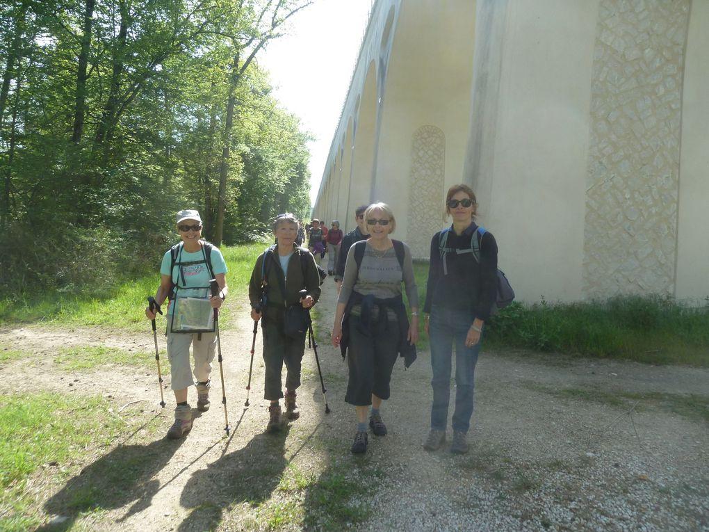 Randonnée e boucle de Moret-Veneux-les-Sablons - 22,7 km