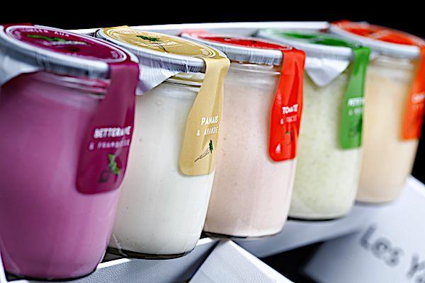 Innovation produit : des yaourts aux légumes parisiens