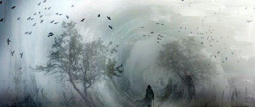 Antico incanto del vento - Delfina Croce 1885