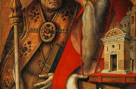 15 Marzo : Sant' Ansovino vescovo