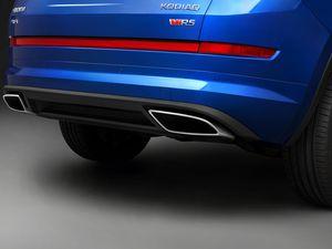 Automobile : Skoda Kodiaq RS, le SUV sportif ... Diesel !