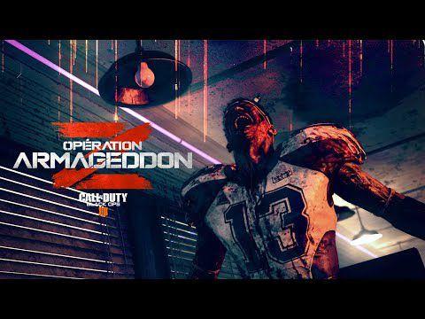 """[ACTUALITE] Call Of Duty : Black Ops 4 - La nouvelle saison débute maintenant avec """"l'Opération Armageddon Z"""""""
