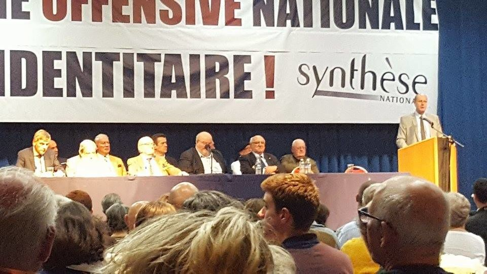 Discours de Carl Lang à la Xème journée nationale et identitaire de Synthèse Nationale