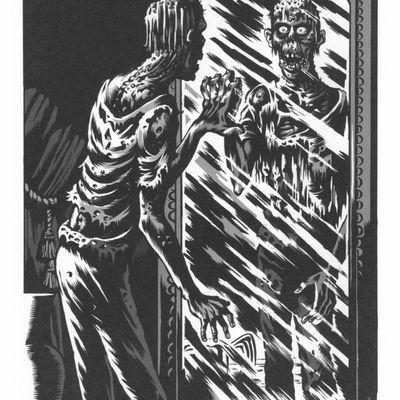 Je suis d'ailleurs, Lovecraft