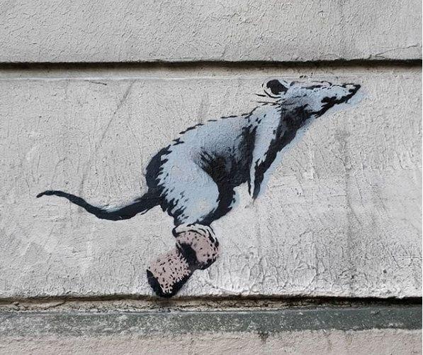 Banksy est à Paris