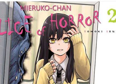 Mieruko-Chan : Slice of Horror - Tome 2