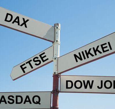 Marchés financiers ( Tableau de bord : Financial dashboard )
